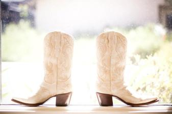 A Country Girl's Glass Slipper!